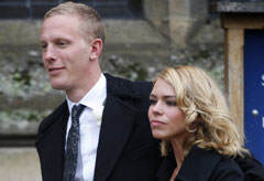 Marie Claire news: Billie Piper and Laurence Fox