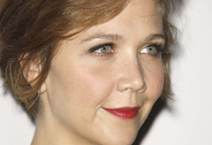 Marie Claire Celebrity News: Maggie Gyllenhaal