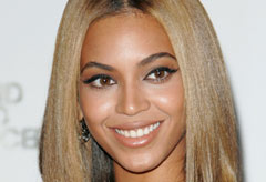 Beyconce Knowles at Fashion Rocks in New York