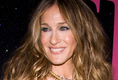 Marie Claire celebrity news: Sarah Jessica Parker at the NY Premiere of Sex and the City