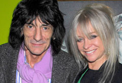 Marie Claire News: Ronnie Wood