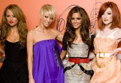 Marie Claire News: Girls Aloud