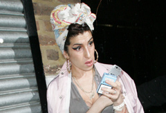 Marie Claire celebrity news: Amy Winehouse