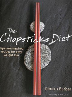 The Chopsticks Diet by Kimiko Barber, £12.99