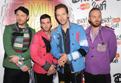 Coldplay, Chris Martin, music, celebrity news, Marie Claire