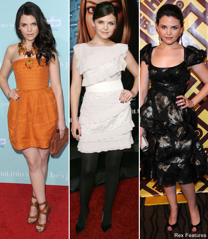 Ginnifer Goodwin, Celebrity Photos, Fashion News, Marie Claire