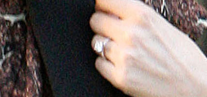 Rachel Bilson, engagement ring, celebrity news, Marie Claire