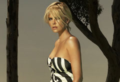 Charlize Theron - Celebrity News - Marie Claire