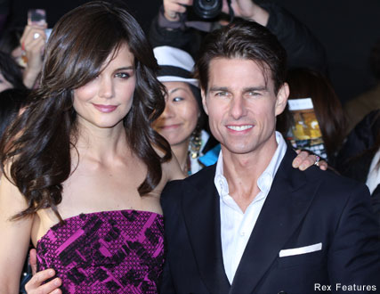 Katie Holmes and Tom Cruise, Celebrity News, Celebrity Photos