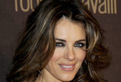Marie Claire celebrity news: Liz Hurley