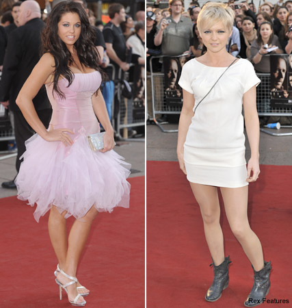 Bianca Gascoigne and Hannah Spearitt, State of Play premiere, celebrity gossip, Marie Claire