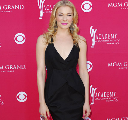 LeAnn Rimes, Country Music Awards, celebrity gossip, Marie Claire