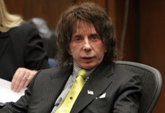 Phil Spector - Celebrity News - Marie Claire