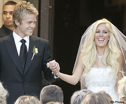 Spencer and Heidi's wedding, The Hills, celebrity gossip, marie claire