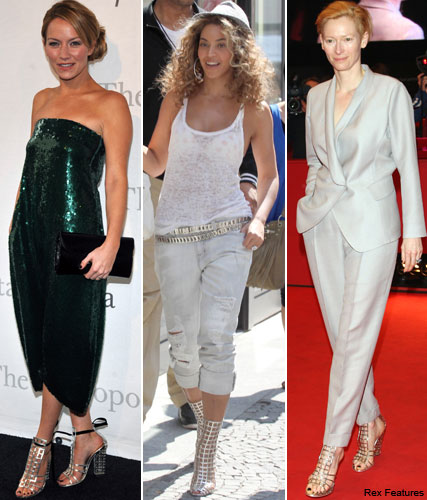 Who wore it best, Beyonce, Becki Newton, Tilda Swinton, fashion, marie claire