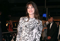 Charlotte Gainsbourg - Celebrity News - Marie Claire