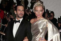 Kate Moss, Costume Institute Gala 2009, marie claire