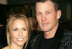 Sheryl Crow and Lance Armstrong - Celebrity News - Marie Claire