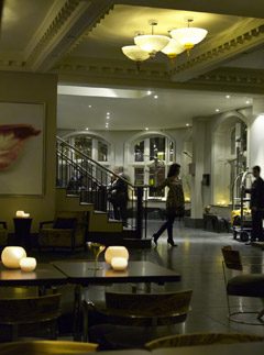 Radisson Edwardian Bloomsbury Street Hotel, review, marie claire