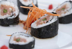 Marie Claire health news: Sushi
