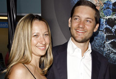Toby Maguire, celebrity news, marie claire