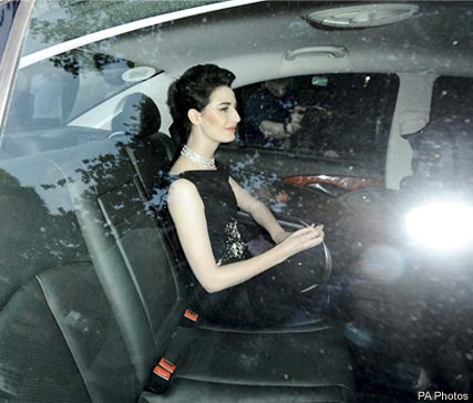 Erin O'Connor - Celebrity News - Marie Claire