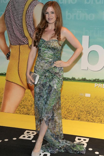 Isla Fisher - Celebrity News - Maire Claire