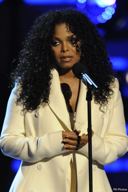 Janet Jackson - Celebrity Photos - Maire Claire