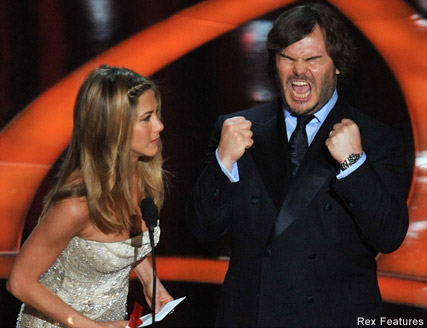 Jennifer-Aniston-and Jack Black-