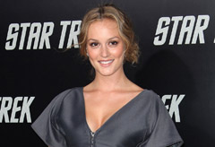 Leighton Meester - Star Trek Premiere - 30 Apr 2009 - celebrity photos