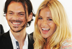Matthew Williamson and Sienna Miller-Celebrity News-Fashion News