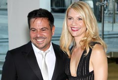 Narciso Rodriguez and Claire Danes - Celebrity News - Marie Claire