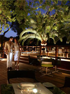 Ombu restaurant at Don Carlos Hotel, Marbella, Spain - Travel - Marie Claire