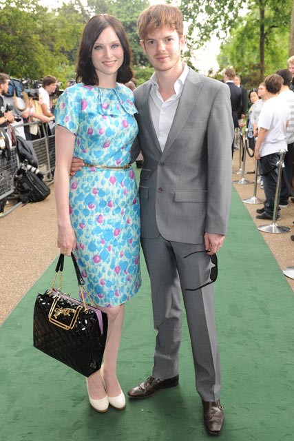 Sophie Ellis Bextor and Richard Jones - Celebrity News - Marie Claire
