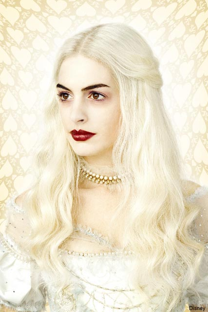 White Queen - Celebrity News - Marie Claire