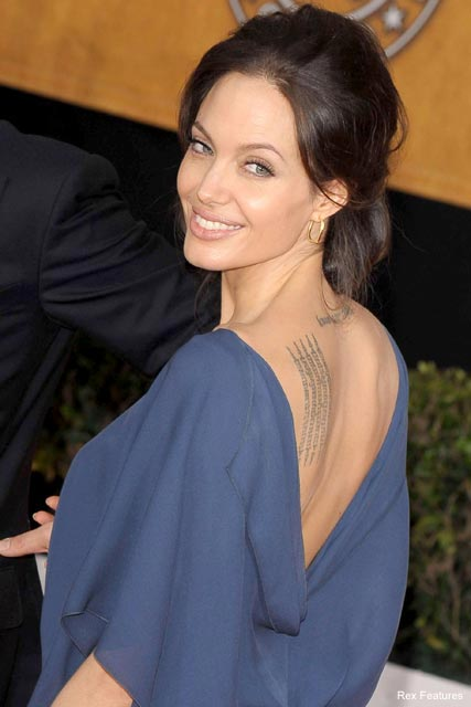 Angelina Jolie - Celebrity News - Marie Claire