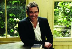 Dominic West - Marie Claire