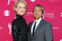 Nicole Kidman and Keith Urban, Country Music Awards, celebrity gossip, Marie Claire