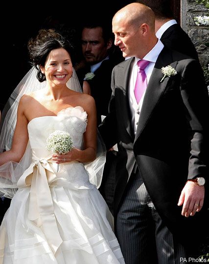 Andrea Corr Wedding photos