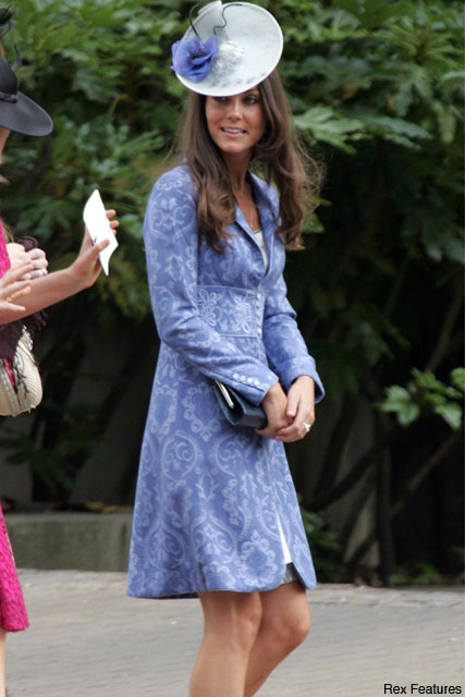 Kate Middleton - Celebrity News - Marie Claire