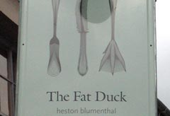 The Fat Duck - News - Marie Claire