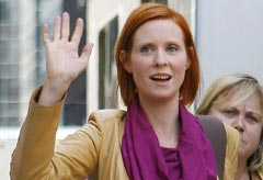 Cynthia Nixon, Miranda Hobbes, Sex and the City 2