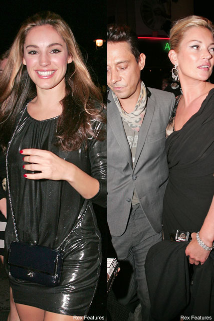 Jamie Hince and Kate Moss & Kelly Brook - Celebrity News - Marie Claire