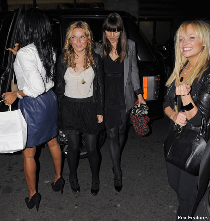Spice girls - Celebrity News - Marie Claire