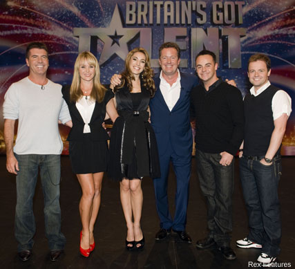 Britain's Got Talent - Celebrity News - Marie Claire