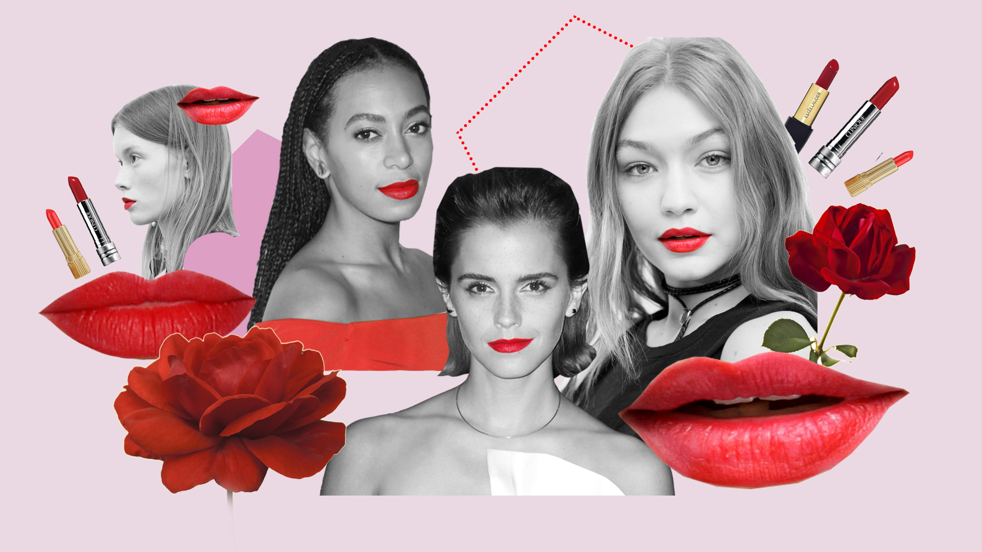 Find the best red lipstick for SS18 in our ultimate edit