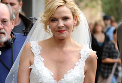Kim Cattrall - Celebrity News - Marie Claire