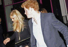 Chelsy Davy and Prince Harry - Celebrity News - Marie Claire