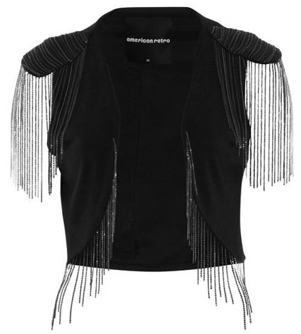 American Retro Gillet - Beyonce Knowles - Fashion News - Marie Claire