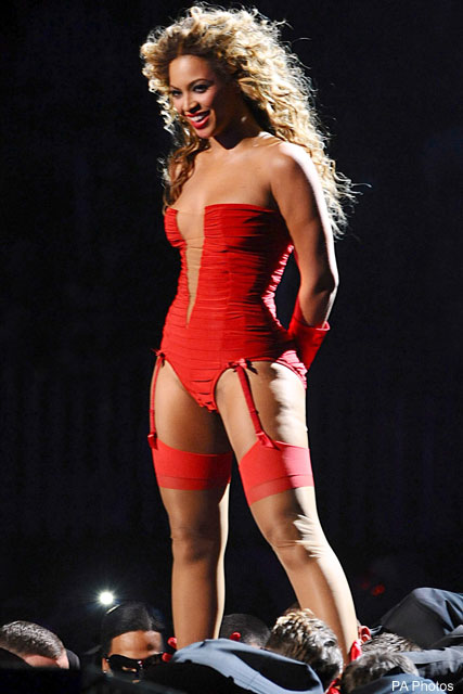 Beyonce - MTV Europe Music Awards - Marie Claire